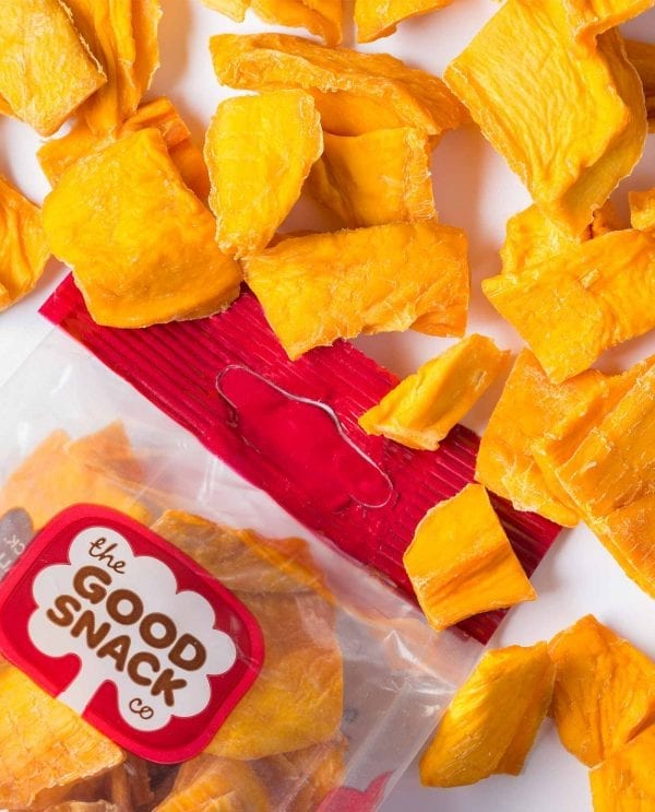 Mango Chunks - GoodSnack