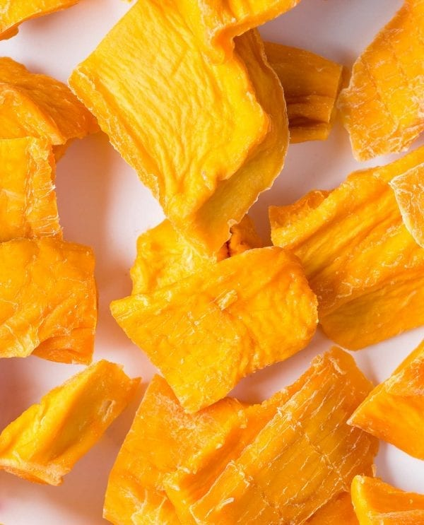 Mango Chunks- Healthy Snacks - The Good Snack Company