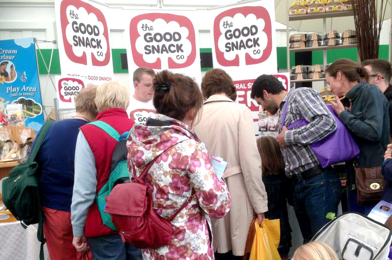 The Good Snack Company - Events and Press