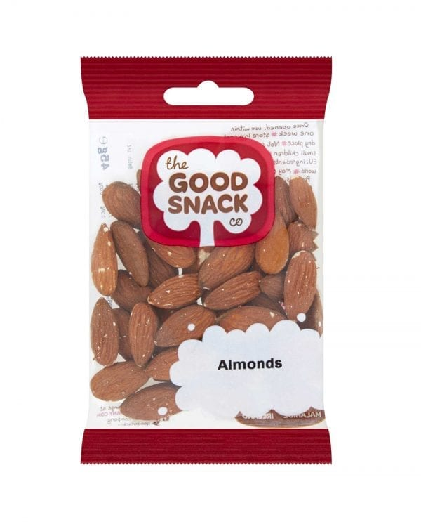 Almonds - Healthy Snacks - The Good Snack Company