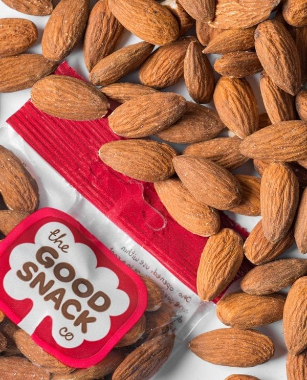 Almonds - The Good Snack Company