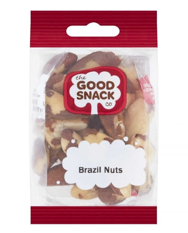 Brazil Nuts - Share - The Good Snack Company