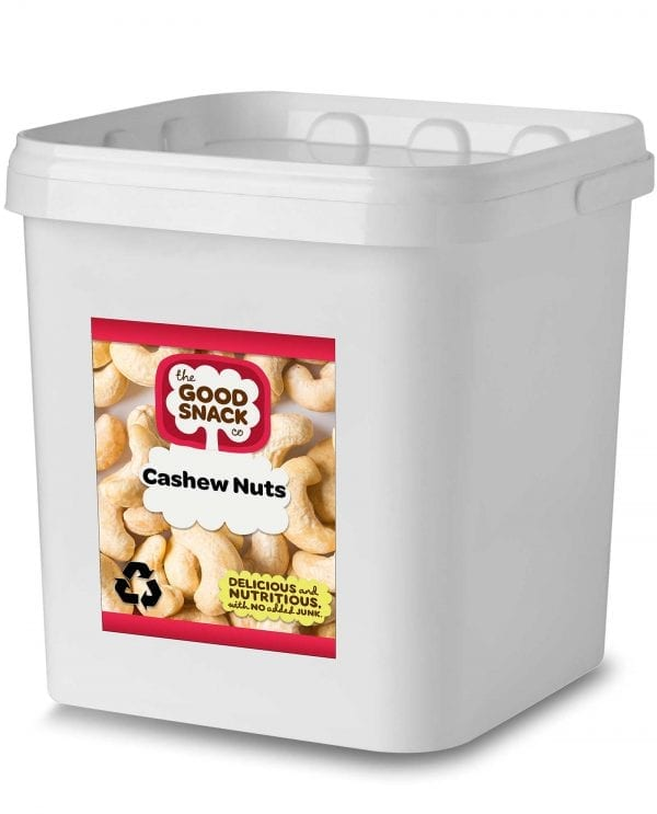 Cashew Nuts - Eco Office Pack - The Good Snack Company