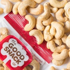 Cashew Nuts - The Good Snack Company