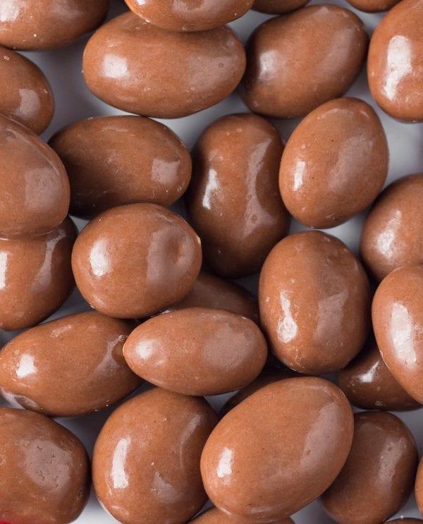 Chocolate Peanuts - Healthy Snacks - The Good Snack Company