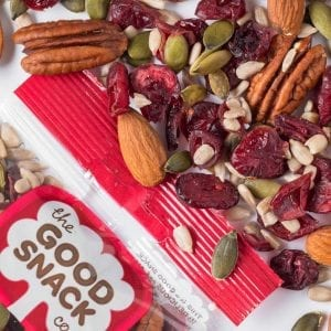 Cranberry Almond Pecan Mix - The Good Snack Company