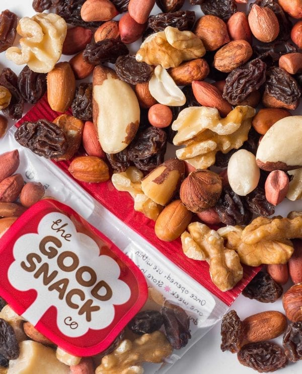 Fruit and Nut Mix - The Good Snack Company