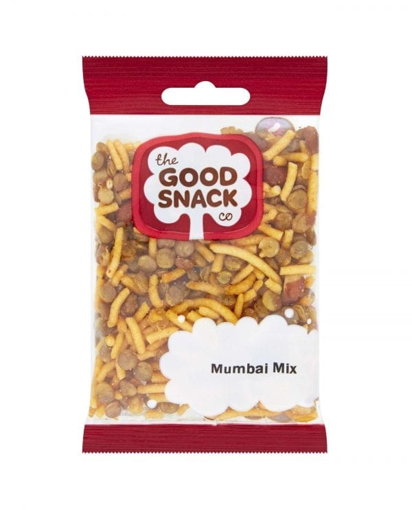 Mumbai Mix - Handful - The Good Snack Company