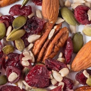 Pecan, Almond and Cranberry Mix - Healthy Snacks - The Good Snack Company
