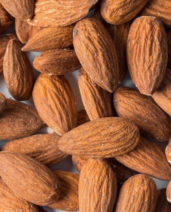 Raw Almonds - The Good Snack Company