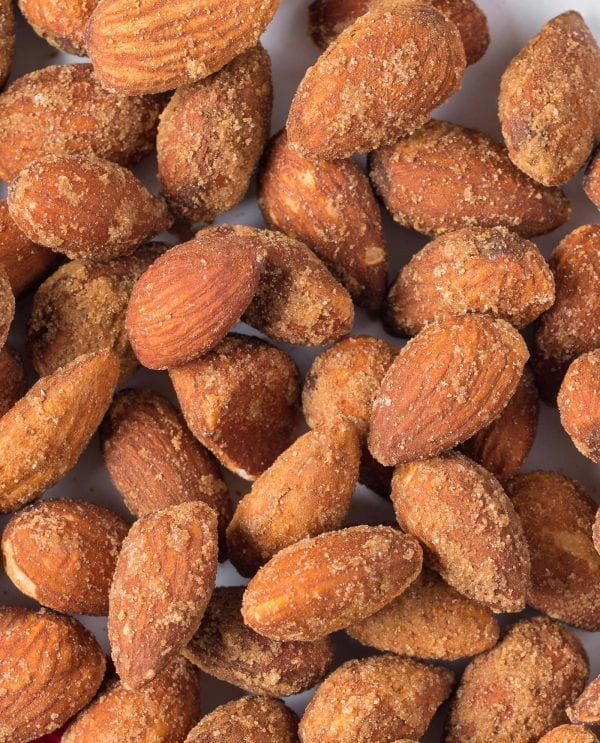 Smoked Almonds - Healthy Snacks - The Good Snack Company