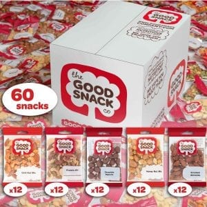 Workplace Snacks - Baked not Fried - The Good Snack Company