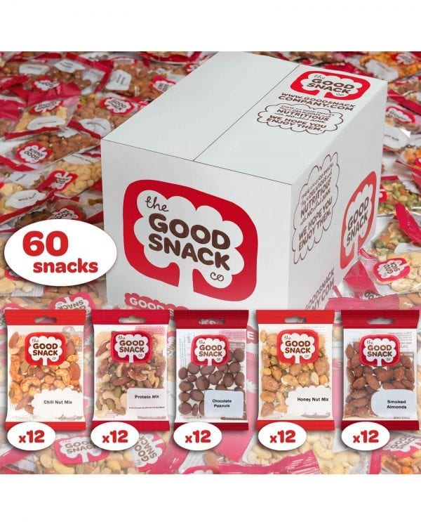 Workplace Snacks - Favourites - The Good Snack Company