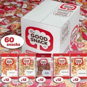 Workplace Snacks - The Good Snack Company - Baked not Fried - Ireland