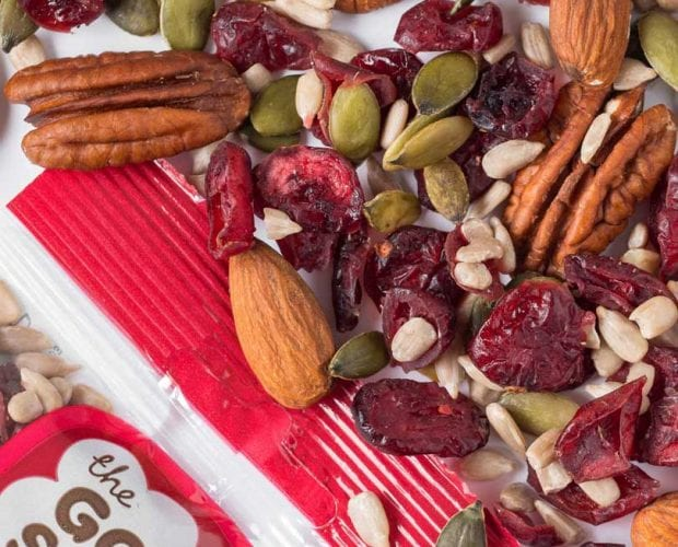 Cranberry, Almond Pecan Snack Mix Special Offer - Healthy Snacks - The Good Snack Company