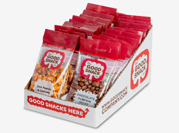 Healthy Snacks - The Good Snack Company - Multipack