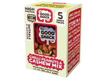 Healthy Snacks - Multipacks - The Good Snack Company